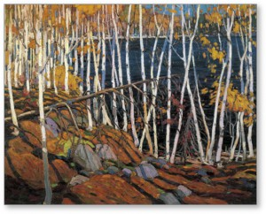 Tom-Thomson-In-The-Northland from GroupofSevenArt_com
